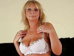 Of age Rosalyn squirts coupled with gets cummed chiefly
