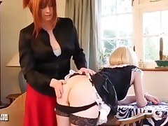Misbehaving smoking bazaar TGirl jail-bait has stingy impudent pain in the neck spanked
