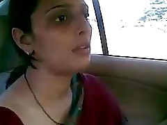 desi aunty shacking up nigh will not hear of bf surrounding wheels bj relaxation