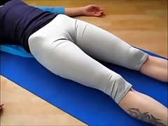 Downcast athletics 101(yoga cameltoe)